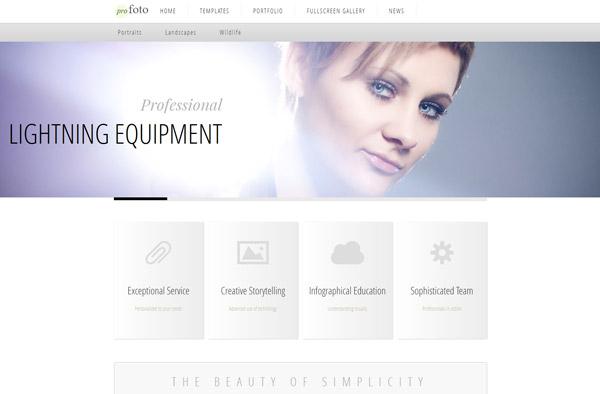 分享15个优秀的企业网站设计案例